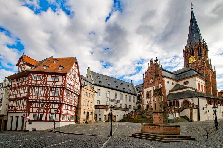 Seitensprung Aschaffenburg Inserat