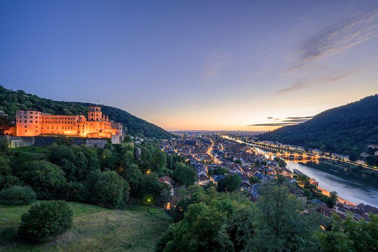Geliebte Heidelberg App