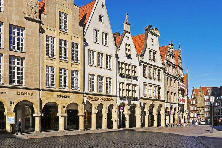 Geliebte Münster Plattform