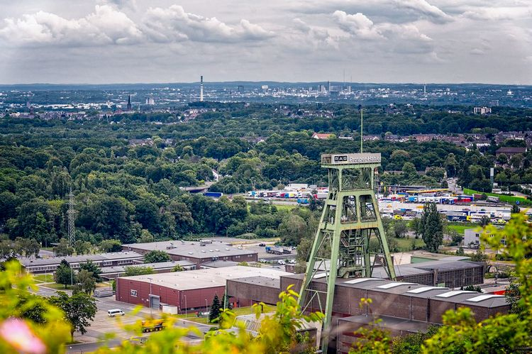 Geliebte Ruhrgebiet Ruhrpott Singleseite
