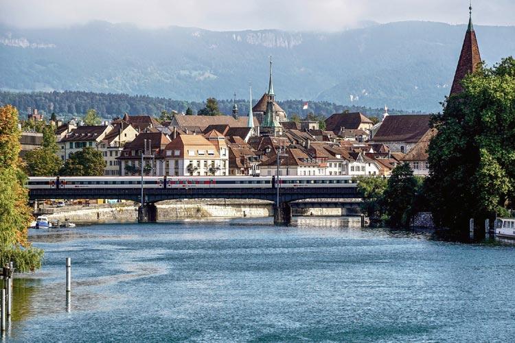 Seitensprung Solothurn Partnerportal